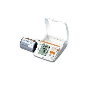 オムロン上腕式血圧計HEM-7070  2人分の測定値を個別に詳しく管理できます。 オムロン デジタル血圧計 血圧計|matsucame