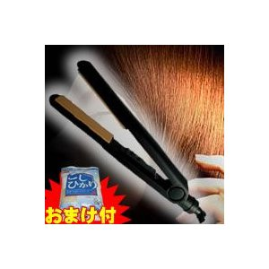 【送料無料】 イオンアイロンエクストラシャイン プロ仕様の80度〜200度 更にマイナスイオンで髪がサラサラ ヘアーアイロン ストレートヘアアイロン|matsucame