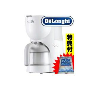 DeLonghi デロンギ ドリップコーヒーメーカー CM-200J-WH コーヒーメーカー コーヒーマシン CM200J CM200JWH レビューでお米付|matsucame