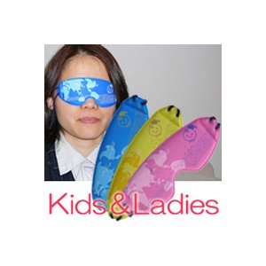 ★最大29倍+クーポン★ ジュニア 女性向き ネミール Las-Eye ピンホールアイマスク Kids & Ladies 視力トレーニング視力回復マシン 視力回復器|matsucame