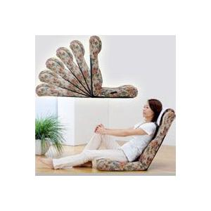 腰のラクな座椅子 SP-875L  レバー操作で簡単6段階リクライニング 腰のラクな座イス  腰のラクな座いす|matsucame