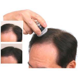 トミーリッチ ヘアーファンデーション ミクロの粉の白髪かくし 気になるところにサッと使える シャンプーでカンタンに落|matsucame