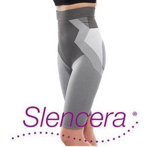 スレンセラ Slencera 補正下着 ショーツ ロング シェイプアップ パンツ スパッツ ロングガードル ハイウエスト 加圧 インナーレディース 補整 骨盤 産後ガードル|matsucame