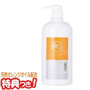 リックス RSリムービングシャンプー 1000ml 天然オレンジオイル配合 プレシャンプー 毛髪の残留シリコンを除去 ノンシリコンシャンプー ヘアケア か|matsucame