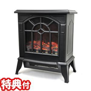 暖炉型ファンヒーター VS-HF3201 ベルソス アンティークデザイン 暖炉型ヒーター 暖炉型電気ストーブ 暖炉ヒーター VSHF3201|matsucame