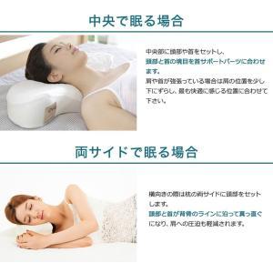 KANUDA カヌダ ゴールドラベル レント枕 シングルセット ヘッドナップ付き カヌダ枕 まくら マクラ 枕 ま|matsucame|05