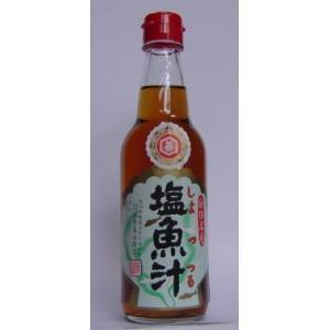 ジャパニーズナンプラー 塩魚汁 (しょっつる) 360ml matsuda88