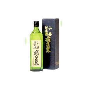 飛良泉 山廃純米酒 720ml