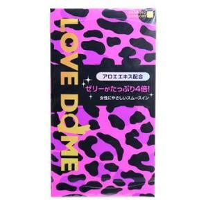 オカモト LOVE DOME(ラブドーム) パンサーコンドーム 12個入 ネコポス便対応品|matsuda88