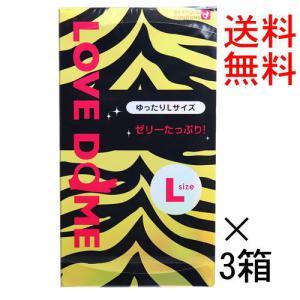 オカモト LOVE DOME(ラブドーム) タイガーコンドーム Lサイズ 12個入 ネコポス便対応品|matsuda88
