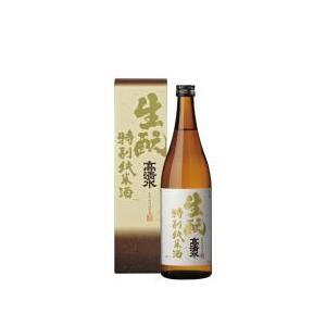高清水 生もと特別純米酒  720mL