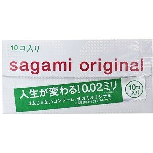 サガミオリジナル 002 コンドーム 10個入|matsuda88