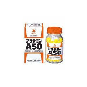 ・アリナミンA50の主成分であるビタミンB1誘導体フルスルチアミンは、腸からよく吸収され、体のすみず...
