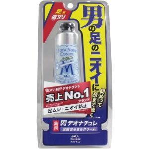 蒸れやすい足の環境を考えた処方の足用防臭制汗クリームです! ●汗吸収パウダーを配合、さらさら感が持続...
