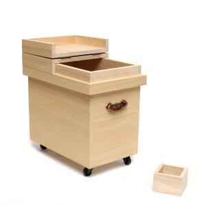 松田桐箱 桐の米びつ(こめびつ) 10kg|matsudakiribako