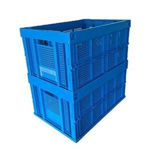 コンテナ 折りたたみ 松本産業 収納 ボックス  150A 150L メッシュ  業務用 大型 D.I.Y 衣類 工具箱 高強度 メーカー直送 プラスチック