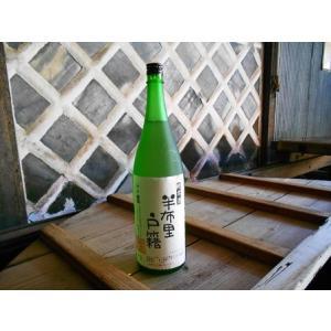 純米酒 半布里戸籍 1.8l|matsuiyasake
