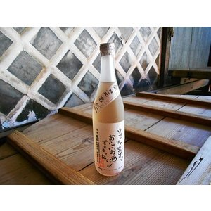 黒米酒 半布の里の黒米でおいしいお酒ができました。 720ml|matsuiyasake