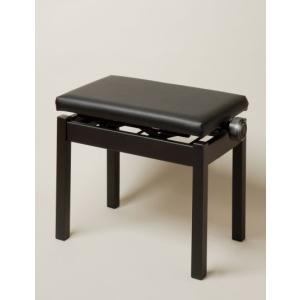 【送料無料】 デジタルピアノ椅子(電子ピアノ椅子) AP-BK ブラック イトマサ製 (高低自在椅子 ピアノイス)