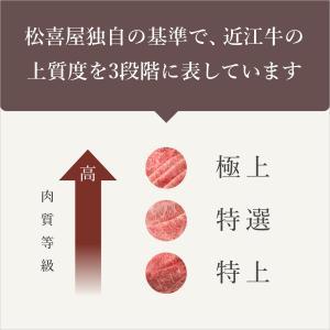すき焼き ギフト 特選 近江牛 すき焼き用(約2〜3人前) 送料無料 ギフト包装無料 matsukiyaweb-shop 02