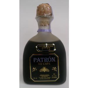 コーヒーリキュール(コーヒーテキーラ)パトロン XO カフェ 35度% 750ml Coffee l...