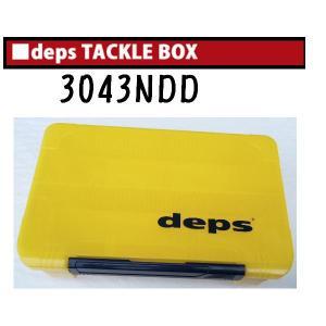 デプス タックルボックス 3043NDD deps TACKLE BOX  matsumoto