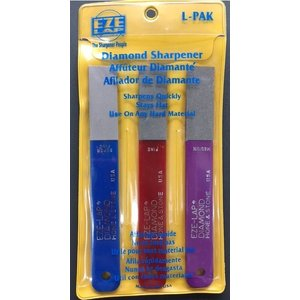 EZE-LAP ダイヤモンドシャープナー (3本セット)|matsumoto