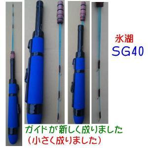 ヒロカコーポレーション ホスボソトップ付 氷湖 SG40|matsumoto