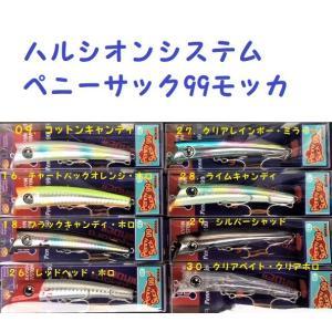 ハルシオンシステム ペニーサック99モッカ |matsumoto