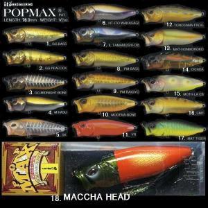メガバス ポップMAX  (Megabass POP MAX)
