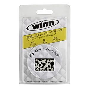 ウィン ロッドラップテープ 2cm幅  グレイブラック /WINN ROD WRAP|matsumoto