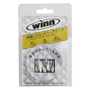 ウィン ロッドラップテープ 2cm幅  グレイカモ /WINN ROD WRAP|matsumoto