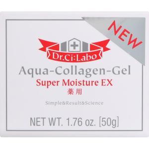 ドクターシーラボ 薬用アクアコラーゲンゲル スーパーモイスチャーEX 50g (医薬部外品)|matsumotokiyoshi