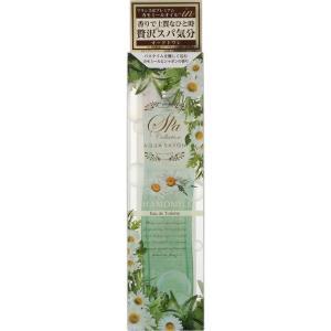 ビュークイル アクアシャボンスパコレクションカモミールスパの香りオードトワレ 80mL|matsumotokiyoshi