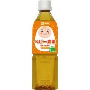 日新商事 MKC ベビー麦茶 500ml...