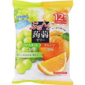 オリヒロプランデュ ぷるんと蒟蒻ゼリーパウチ ...の関連商品2