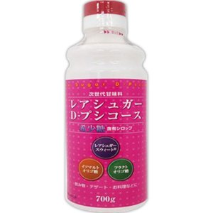 リブテクノ レアシュガー D−プシコース 希少糖含 700g