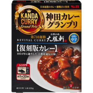 ヱスビー食品 神田カレーグランプリ お茶の水、大勝軒 復刻版カレー 200g