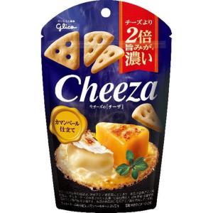江崎グリコ 生チーズのチーザ<カマンベール仕立て> 40g