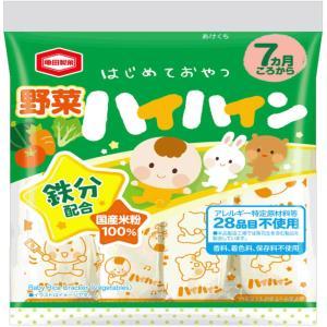 亀田製菓 野菜ハイハイン 53G