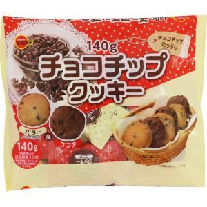 ブルボン チョコチップクッキーバター&ココア 140g...