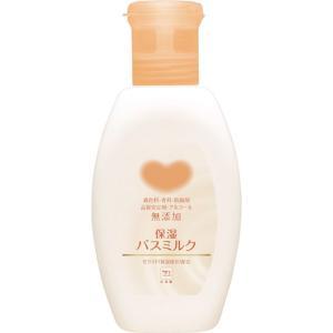 牛乳石鹸共進社 カウブランド無添加保湿バスミルク ボトル 560ml