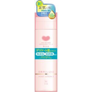 牛乳石鹸共進社 カウブランド無添加保湿化粧水 しっとりタイプ 175ml matsumotokiyoshi