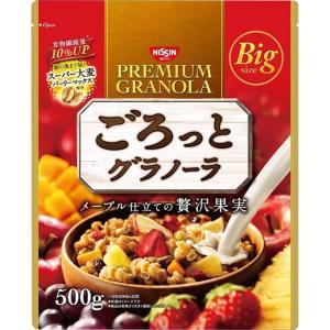 日清シスコ ごろっとグラノーラ 贅沢果実 500gの関連商品6