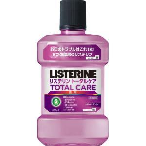ジョンソン・エンド・ジョンソン 薬用リステリン トータルケア 1000ml(医薬部外品)