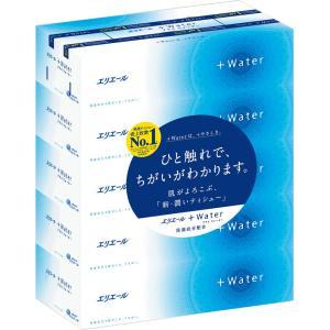 大王製紙 エリエール+Water 180W5P|matsumotokiyoshi