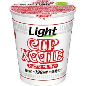 日清食品 カップヌードル ライト 53g