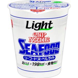 日清食品 カップヌードル シーフードライト 57g