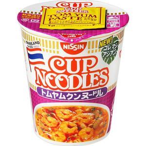 日清食品 カップヌードル トムヤムクンヌードル 75g