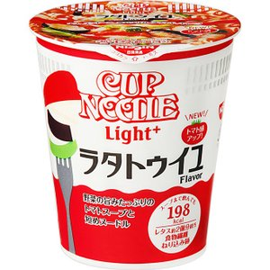 日清食品 カップヌードルライトプラス ラタトゥイユ 51g